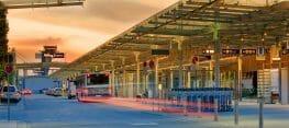 Charter Bus Europe - Flughafen Transfer